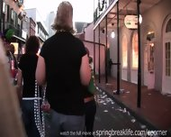 Flashing At Mardi Gras - scene 7