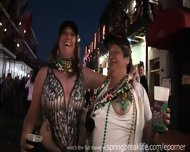 Bourbon Street Flashers - scene 1