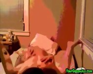 Homemade Couple Fuck On Webcam - scene 10