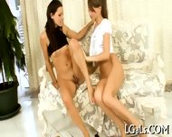 Wonderful Lesbian Love - scene 10
