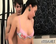 Ravishing Lass With Hard Schlong - scene 6