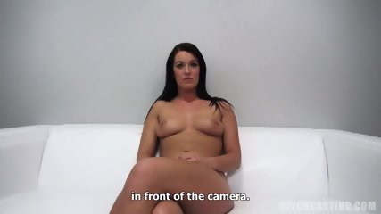 Dick For Amateur Brunette Jana - scene 5