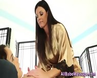 Les Masseuse Guides Teen - scene 5