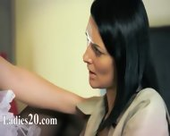 Two Hot Amazing Girlsongirls Using Strap - scene 6