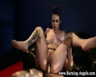 Tattooed Punk Ho Guzzles - scene 4