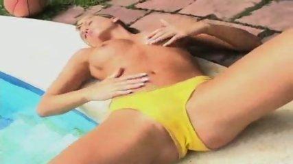 Denisa at the Pool 1 - scene 6