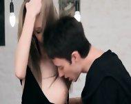 Teen Pornstar From Russian Copulated Hard - scene 2
