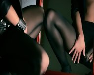 Mysterious Woman Masturbates With Dildo - scene 7