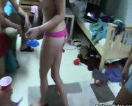 Bewitching Skinny Girl Banged - scene 4