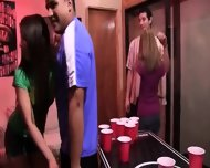 College Groupsex Makinglove At The Party - scene 3
