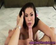 Fingering Asian Throats - scene 9