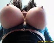 Sexy Italian Babe With Massive Tits - scene 11