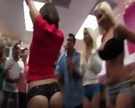 Group Of Horny Schoolmates Fucking On College - scene 5