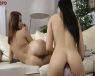 Hands Deeply In Their Prolapsed Assholes - scene 2