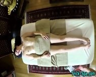Babe Blows During Massage - scene 3