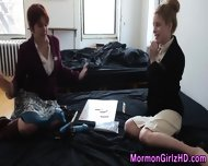 Missionary Teen Fucked - scene 3