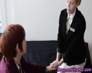 Missionary Teen Fucked - scene 4