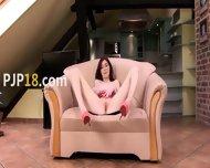 Enjoy This Polish Model Dildoing Cunt - scene 1