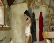 Sweet Darkhair With Luxury Body - scene 5