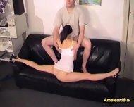 Flexi Contortion Sex Gymnastic - scene 3