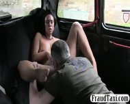 Customer Fucked By Fraud Driver For Not Paying Her Fare - scene 12