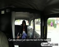 Customer Fucked By Fraud Driver For Not Paying Her Fare - scene 5