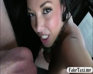 Busty Milf Fucking With Pervert Driver For A Free Fare - scene 8