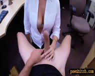 Phat Ass Babe Pounded With Pawnkeeper At The Pawnshop - scene 5
