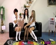 Old Euro Slut Teen Trio - scene 9