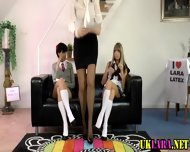 Old Euro Slut Teen Trio - scene 2