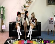 Old Euro Slut Teen Trio - scene 3