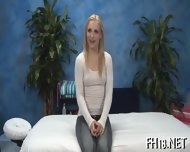 Rubbing Beautys Shaved Clits - scene 9