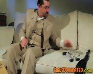 Dominant Guy Gets A Bit Rough - scene 2