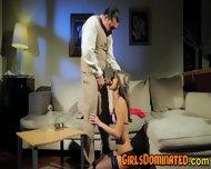 Dominant Guy Gets A Bit Rough - scene 7