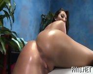 Stroking Beautys Hot Lust - scene 2