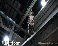 Babe In Latex Suit Gets Punished - scene 12