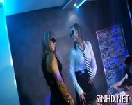 Hot And Rowdy Partying - scene 5