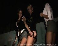 Up The Skirt Clubbin - scene 2