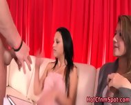 Cfnm Babe Laugh At Creep - scene 5