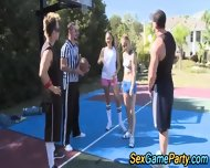 Outdoor Teen Group Naked - scene 1