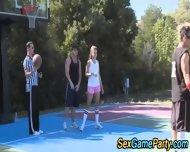 Outdoor Teen Group Naked - scene 2