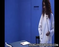 Teen Strokes Old Man Dick - scene 1