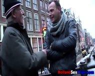 Fingered Dutch Prostitute - scene 12
