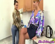 Lesbian Mistress Fisted - scene 2