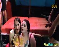 Cunts Take A Piss Bath - scene 6