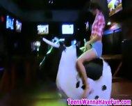 Teen Sluts Cock Suck Orgy - scene 1