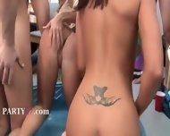 Young Students Intercourse On College Party - scene 4