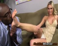 Hottie Fetish Foot Fucks - scene 7
