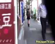 Sporty Asian Teen Piss - scene 11