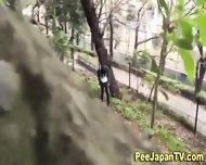 Sporty Asian Teen Piss - scene 6